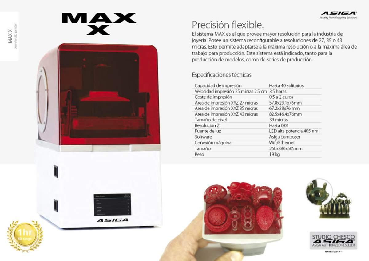 ASIGA-especificaciones-MAX